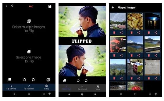 Flip Image - Mirror Image