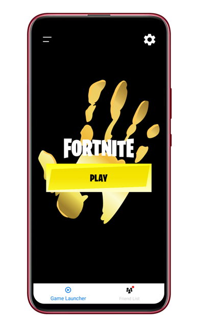 Tap on the 'Play' button to play the game