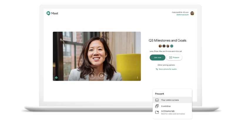 Google Meet Would Be Accessible For Free To Anyone