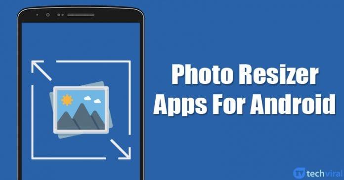 أفضل 5 تطبيقات لتغيير حجم الصور لنظام Android في عام 2020