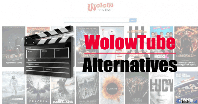 Best WolowTube Alternatives in 2020 [Movie Streaming Sites]
