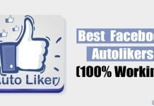 5 Best Working Facebook Autolikers For Unlimited Likes
