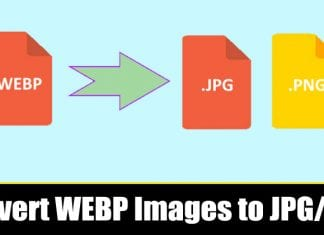 How To Convert Google's WEBP Images to JPG or PNG