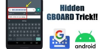 How To Translate Text Using Gboard in Real-time [Hidden Trick]