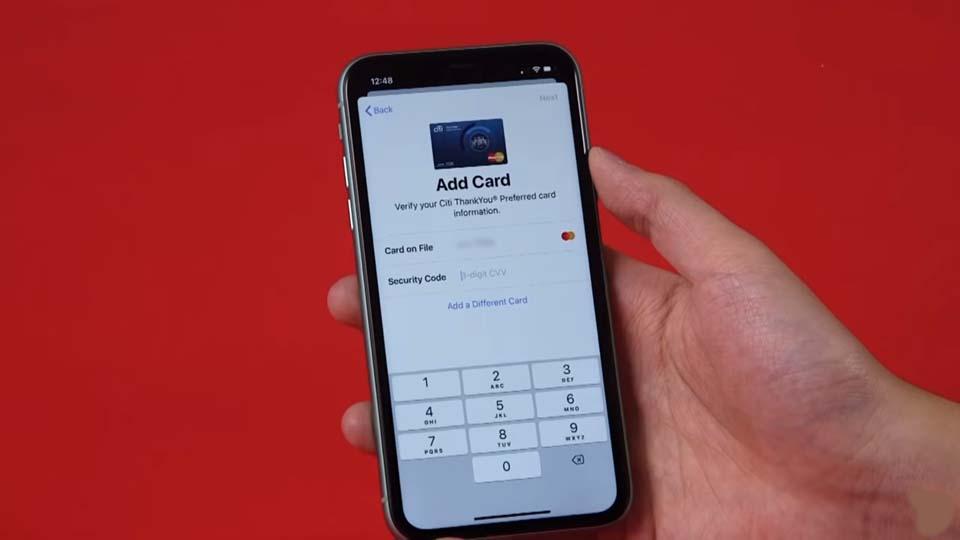 add card