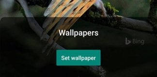 How to Set Bing's Daily Photos as Wallpaper on Android