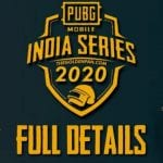 PMIS 2020: PUBG Mobile India Series Registrations Date & Details