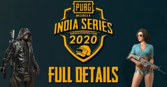 PMIS 2020: PUBG Mobile India Series Registrations Date & Details