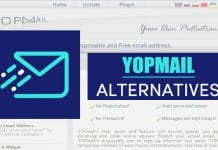 10 Best YOPMail Alternatives in 2021 (Make Temporary Emails)