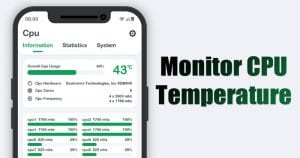 Best Apps to Monitor CPU Temperature on Android