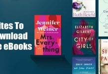 10 Best Sites to Download Free Books in 2021