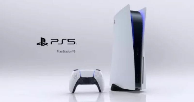 PS5 Design Revealed - Here's How The Console Looks Like