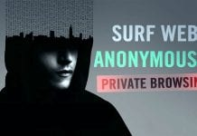 Surf Web Anonymously