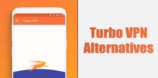 Turbo VPN Alternatives 2020
