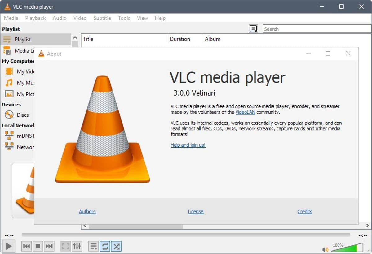Check the Video on Third-party media player app