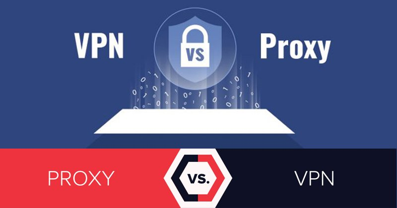 VPN vs Proxy - What's the Difference & Which One is Better?