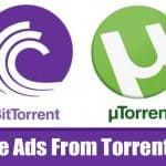 Disable Ads From Torrent Client (uTorrent & BitTorrent)