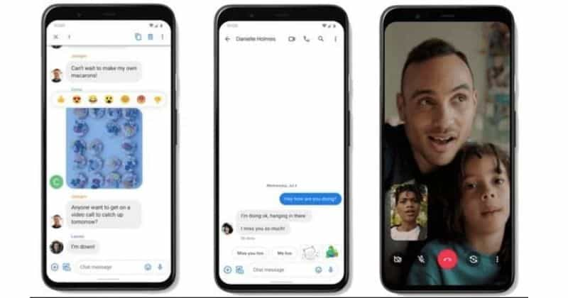 Google Strengthens Its iMessage & WhatsApp Rival With New Features