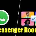 Facebook Messenger Rooms Support On Whatsapp Web