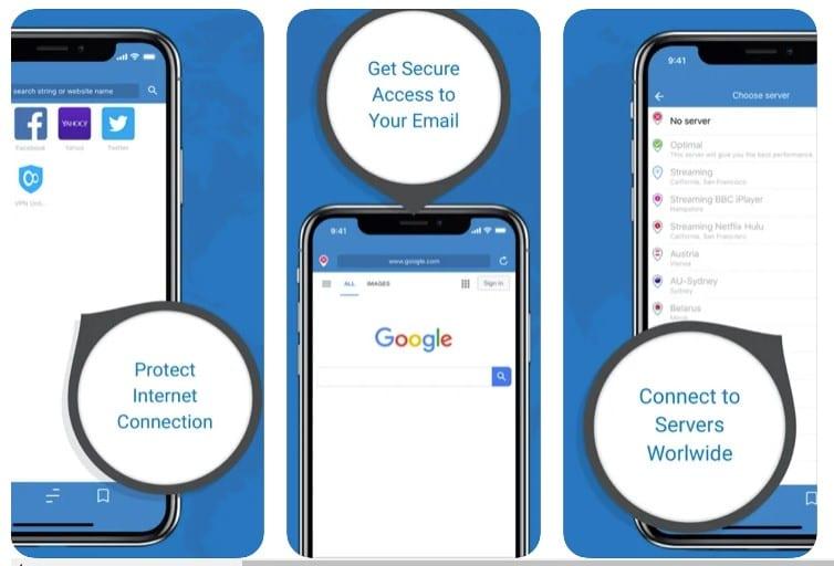 Private Browser - Surf Safe