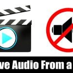 5 Best Android Apps To Remove Audio From a Video