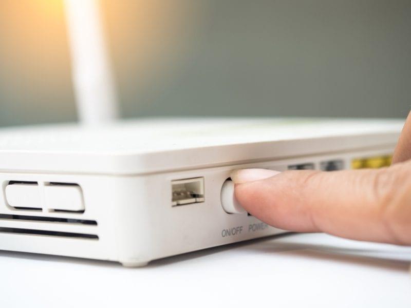 Restart Your Windows 10 Computer/Router