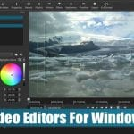 Best Free Video Editors For Windows 10 in 2021