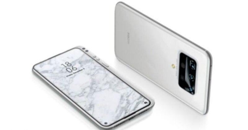 Xiaomi Mi Mix 2020 Images Leaked With A New Unique Design