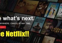 How To Watch Latest TV Shows/Movies Content For Free