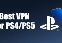 10 Best Free VPN For PS4 & PS5