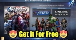 How to Play Free Avengers Game on PS4, Xbox and PC