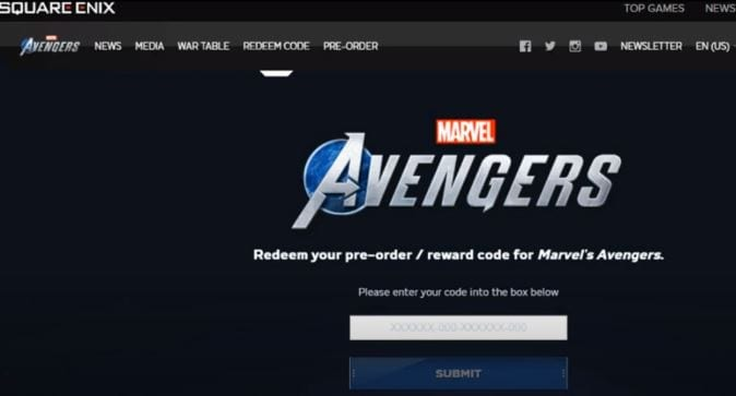 Download and Play Marvel's Avengers on PC