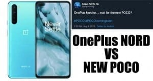 'OnePlus Nord Competitor' Coming Soon Reveals Poco