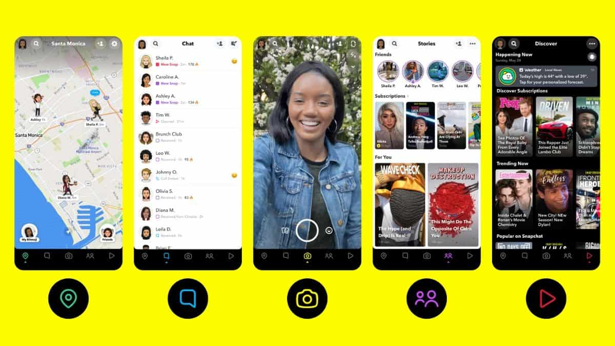 'TikTok Like Music Feature' Coming To Snapchat