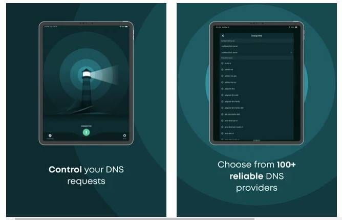 DNS Changer - Trust DNS