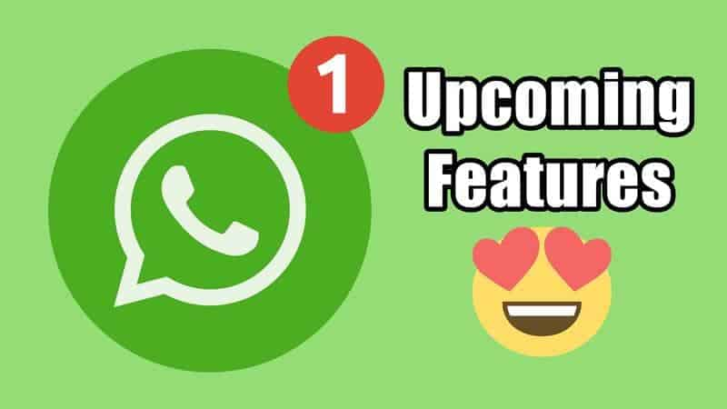 Upcoming WhatsApp feature will let users sync chat history across platforms