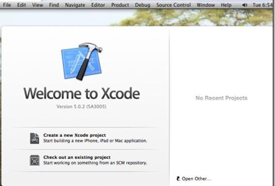 Xcode on Windows