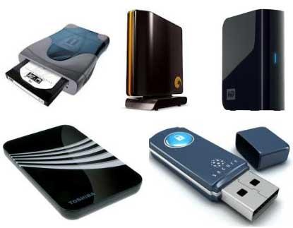 Unplug All External Devices
