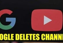 Google Deletes More Than 2500 Chinese YouTube Channels