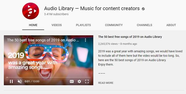 Sites to download non copyright music