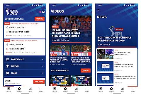 IPL 2020 App