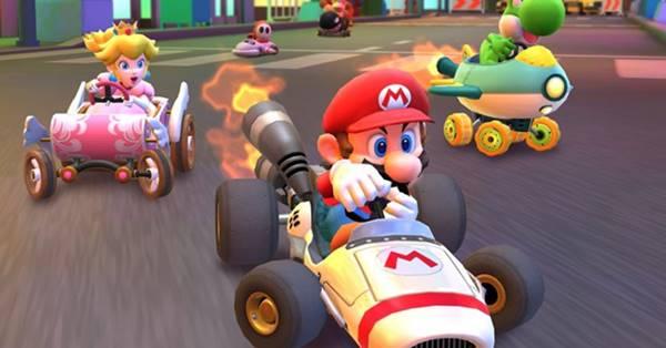 Download & Play Mario Kart Tour on PC