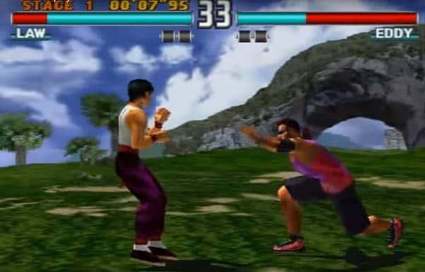 Tekken 3 Gaming Modes: