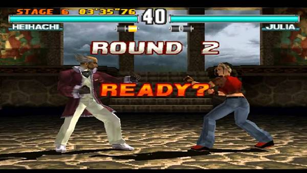 Screenshot of Tekken 3