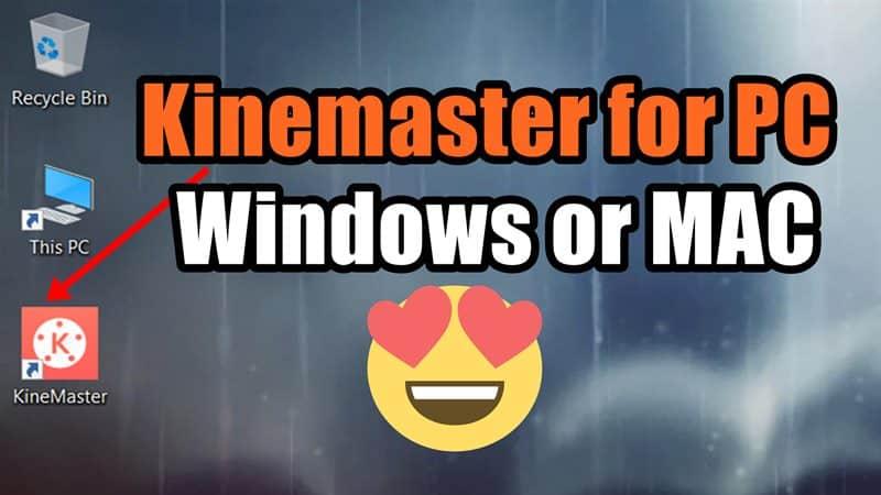 Install KineMaster on PC