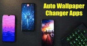 5 Greatest Automated Wallpaper Changer Apps For Android