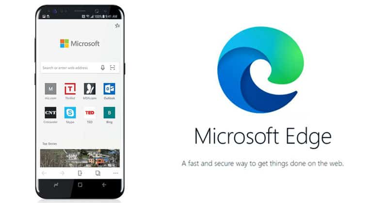 How to Download & Use Microsoft Edge Browser On Android
