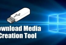 Download Media Creation Tool Latest Version for Windows