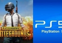 PUBG For PS5