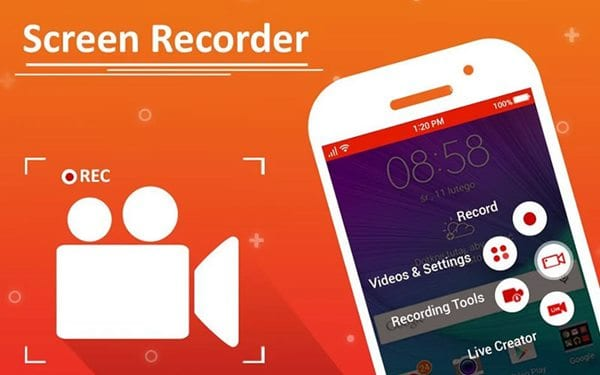 Using Screen Recorder Apps